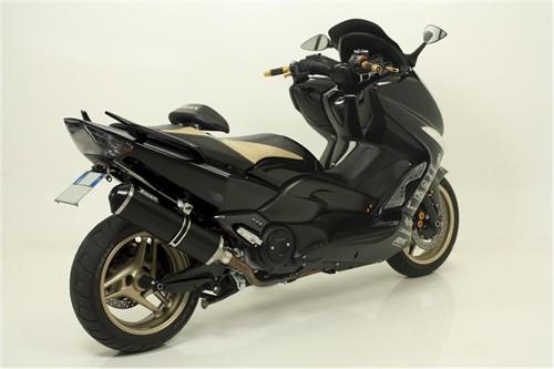 marmitta giannelli t max 2008 2011 ipersport ricambi moto roma ricambi moto roma. Black Bedroom Furniture Sets. Home Design Ideas